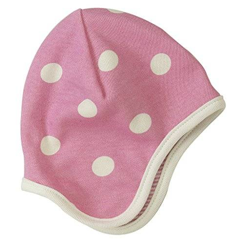 Pigeon - Organics for Kids Pigeon-Organics For kids gorro Spotty rosa 6 – 12 M