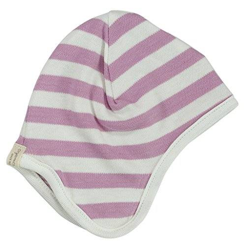 Pigeon - Organics for Kids Pigeon-Organics For kids gorro Stripes Rosa 6 – 12 M