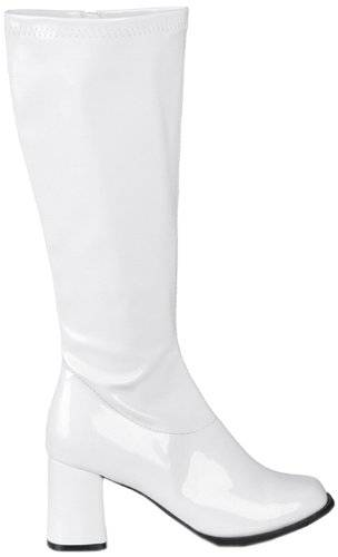 Boland 46213 - Botas retro, talla 39, color blanco
