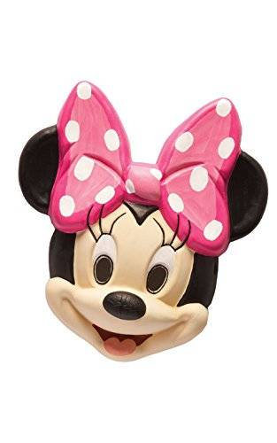 Disney Minnie Mouse Children's Face Mask (máscara/ careta)