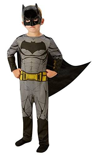 Batman V Superman Dawn Of Justice, disfraz para niños, talla L (Rubie's Spain 620421)