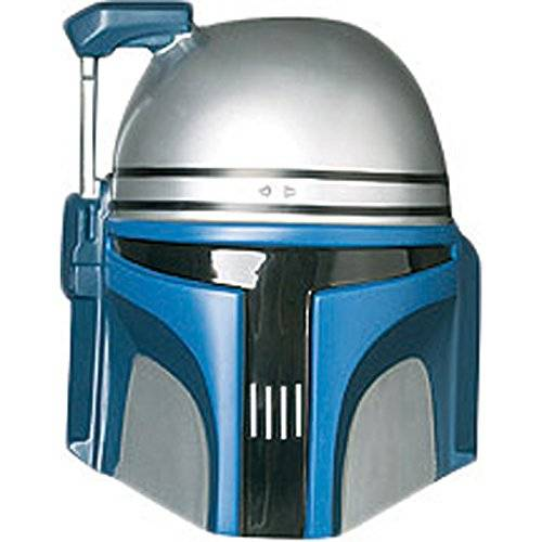 Rubies Máscara adulta PVC Jango Fett - Star Wars - One Size