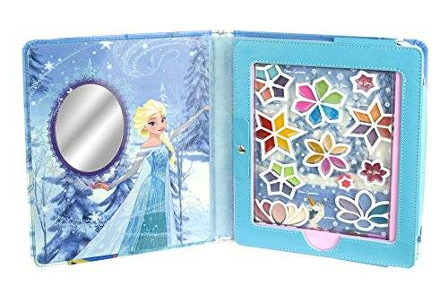Disney Frozen - Cool as Ice Makeup Tab, paleta de maquillaje (Markwins 9607010)