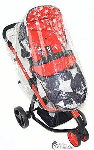For-your-Little-One Protector de lluvia Compatible con babyelegance beeptwist paseo