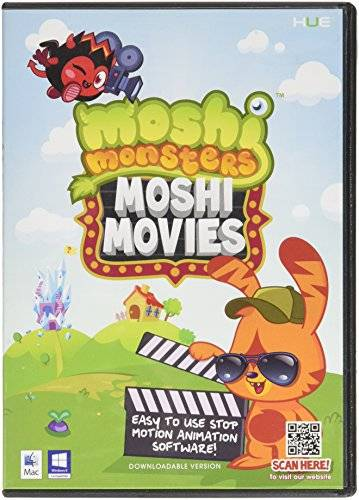 Moshi Monsters - Juguete (Hue Hd MM0000) (versión en inglés)