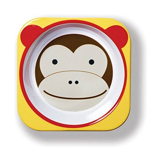 Skip Hop SKI-ZOO-BOWL-MONKEY