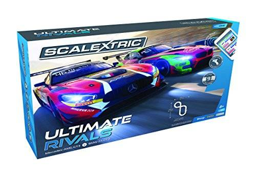 Scalextric C1356Arc One Ultimate rivales Carrera Juego