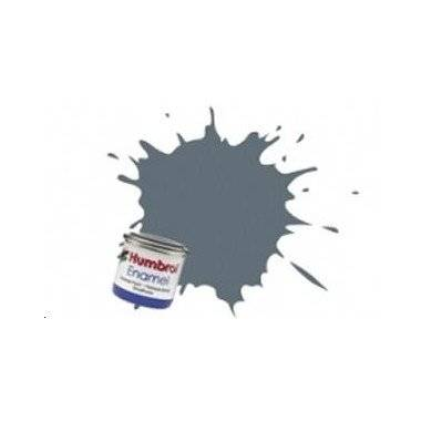 Humbrol - Pintura esmalte, color US Dark Grey (Hornby AA1376)