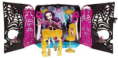 Monster Cable High - Fiesta monstruosa, pack de muñeca con altavoz, conector MP3 y accesorios (Mattel Y7720)