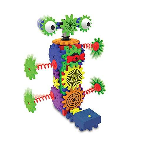 Learning Journey El viaje de aprendizaje 432662 Techno Gears loco Robot Kit