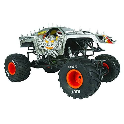 Axial R/C Axial - AX90057 - Voiture Monster - Jam Truck Smt10 Max-D - RTR - Echelle 1/10