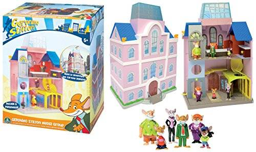 Preziosi Toys Srl Stilton Media Group TV