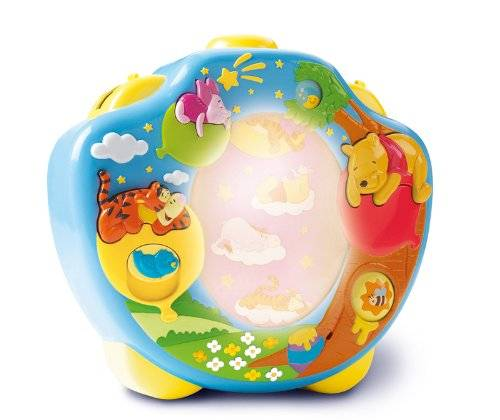Winnie the Pooh T2015 - Proyector musical dulces sueños