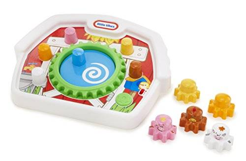 Little Tikes Giggly Gears Farm Spinners