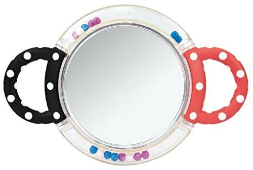 Tigex sonajero forma Smiley Miroir Talla:Smiley Miroir
