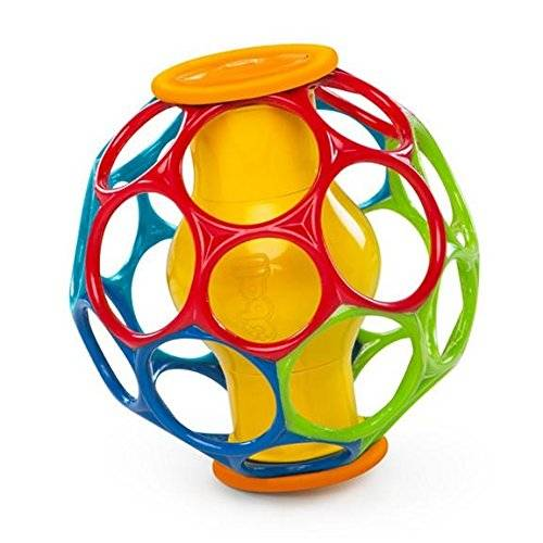 O Ball Oball–10853Bounce with me, Juguete, multicolor