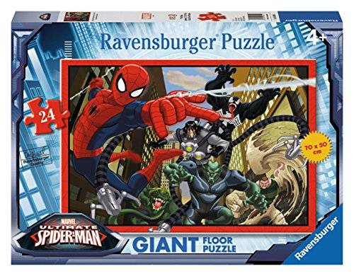 Ultimate Spiderman Ultimate Spider-Man - Puzzle 24 piezas (Ravensburger 05440 4)