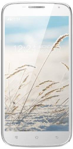 HAIER Phone W867 SIM doble 4GB Color blanco - Smartphone (14 cm (5.5
