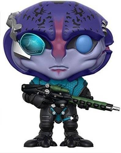 FunKo POP! Vinilo - Games: Mass Effect Andromeda: Jaal