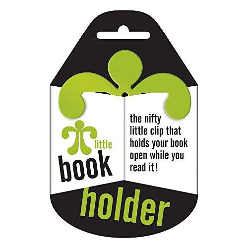 That Company Called If Little Book Holder - Sujetalibros, color verde