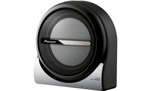 Pioneer TS-WX210A Subwoofer amplificado