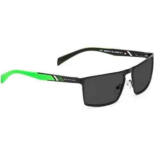 Gunnar Optik Cerberus by Razer – Solar – Gafas Gaming verde