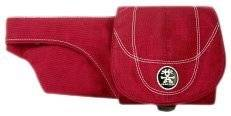 Crumpler The B.B. Large - Funda (Rojo, 100 x 40 x 105 mm, 300 x 60 x 130 mm)