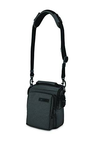 Pacsafe Z6-Charcoal Camsafe Carrying Case for Cameras (Charcoal)