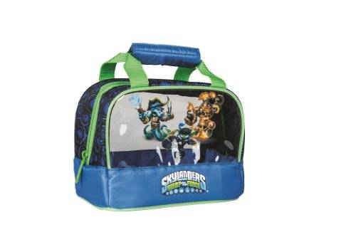 PowerA Skylanders Swap Force: Mini Carrier Case (PS3/Xbox 360/Nintendo Wii/Wii U/3DS) [Importación Inglesa]