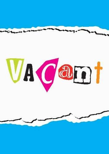 OfficeCentre Big Pasty Productions Punk Vacant Greeting Card