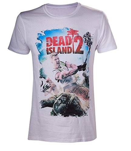 Bioworld Dead Island T-Shirt -S- With Full Colour Print, We [Importación Alemana]