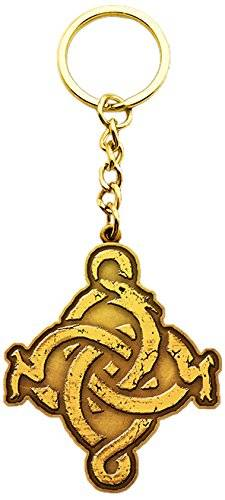 Gaya Entertainment The Order 1886 Logo Key Ring (Electronic Games) [Importación Inglesa]