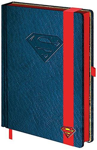 DC Comics Superman A5 Premium Notebook