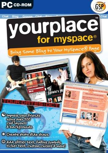 Avanquest Software YourPlace for MySpace (PC)