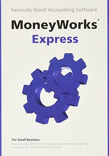 Cognito Software MoneyWorks 5 Express