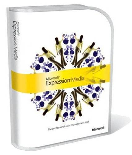 Microsoft Expression Media FR CD/DVD Upgrade - Software de licencias y actualizaciones (1 usuario(s), PowerPC / Intel 1 GHz, Microsoft Windows XP (SP2), Windows Vista, Mac OS X 10.4., 1000 MB, ENG)