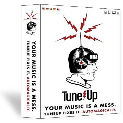 TuneUp Media TuneUp for iTunes (Mac/PC CD)