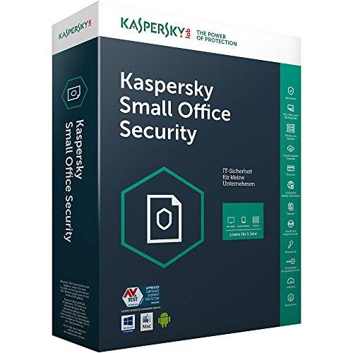 Kaspersky Lab Small Office Security 5 - Software de licencias y actualizaciones (5, 1 año(s), Caja)