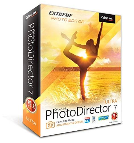 CyberLink PhotoDirector 7 Ultra [Importación Inglesa]