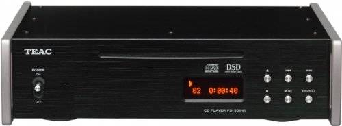 Teac PD-501HR-B - Reproductor CD con DSD y PCM