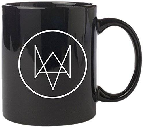 Gaya Entertainment GmbH Watch Dogs Tasse Fox [Importación Alemana]