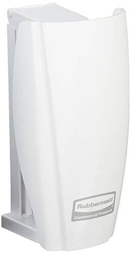 Rubbermaid 1817146 - Dispensador de fragancia, color blanco