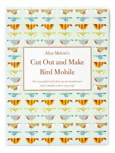 Melvin Alice Alice Melvin's Cut out and make Bird Mobile
