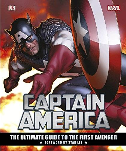 Vv.Aa. Captain America: The Ultimate Guide To The First Avenger (Dk Marvel)