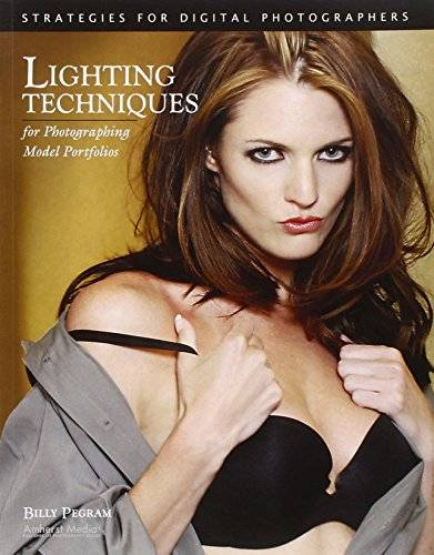 Billy Pegram Lighting Techniques For Photographing Model Portfolios