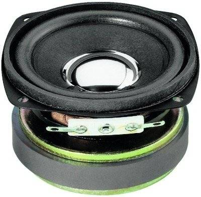 MONACOR 10.0690 40W Bass altavoz de gama media