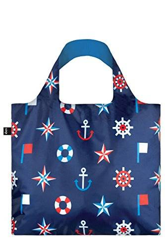 NAUTICAL Classic Bag: 50 x 42cm