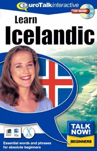 EuroTalk Ltd. Talk Now! Learn Icelandic: Essential Words and Phrases for Absolute Beginners