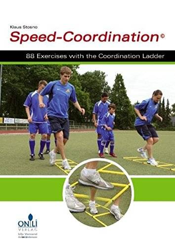 Speed-Coordination - 88 Exercises with the Coordination Ladder (engl.) [Alemania] [DVD]