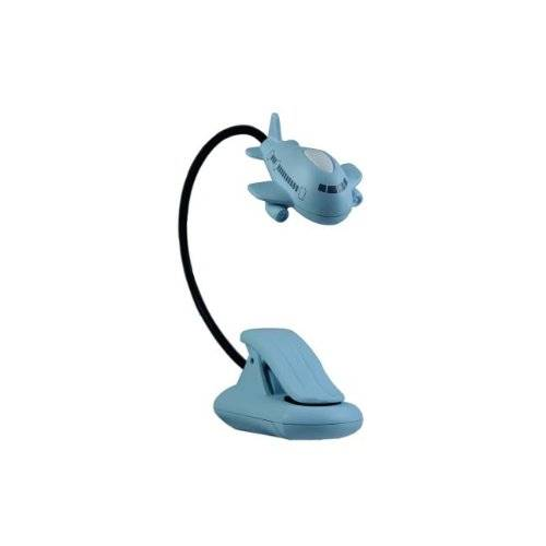 Not Available Diaper Express Baby Light: Blue Airplane